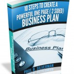 Creating a defensible one page business plan for investors is challenging for most entrepreneurs. The book provides a 10 step plan to create a one page business plan that will improve the company's ability to secure funding and reinforce management credibility.