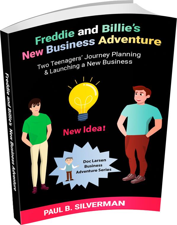 Freddie and Billie's New Business Adventure
